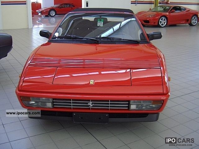 1994 ferrari mondial t cabrio valeo clutch car photo and specs. Black Bedroom Furniture Sets. Home Design Ideas