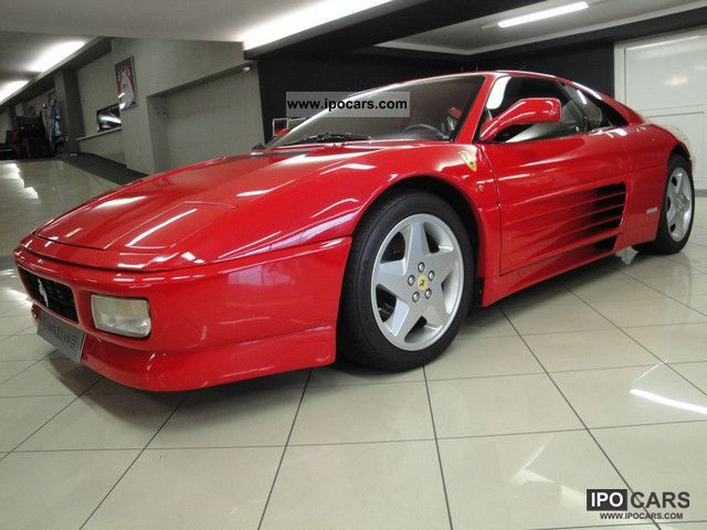 1990 Ferrari  348 / SPORTS EXHAUST / NEW SERVICE Sports car/Coupe Used vehicle photo