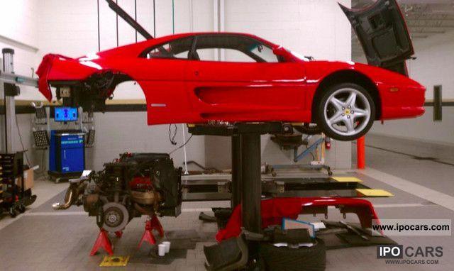 Ferrari 355 spec
