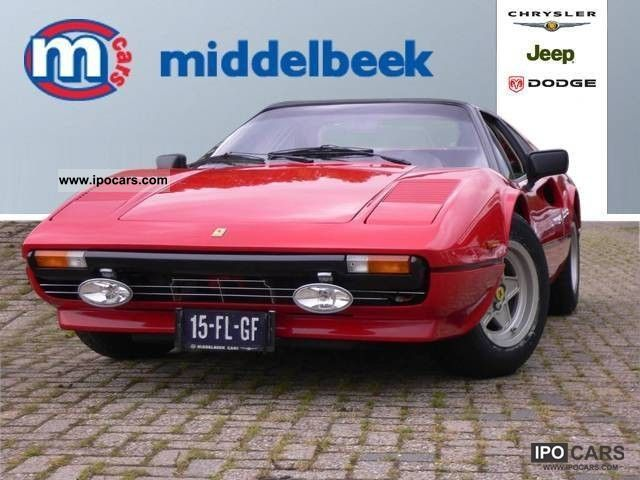 Ferrari  308 GTS 2.9 1978 Vintage, Classic and Old Cars photo