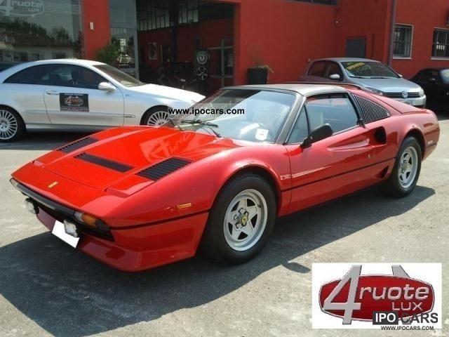 1984 Ferrari  208 GTS Turbo Cabrio / roadster Classic Vehicle photo