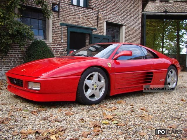 1990 Ferrari  348TB Sports car/Coupe Used vehicle photo