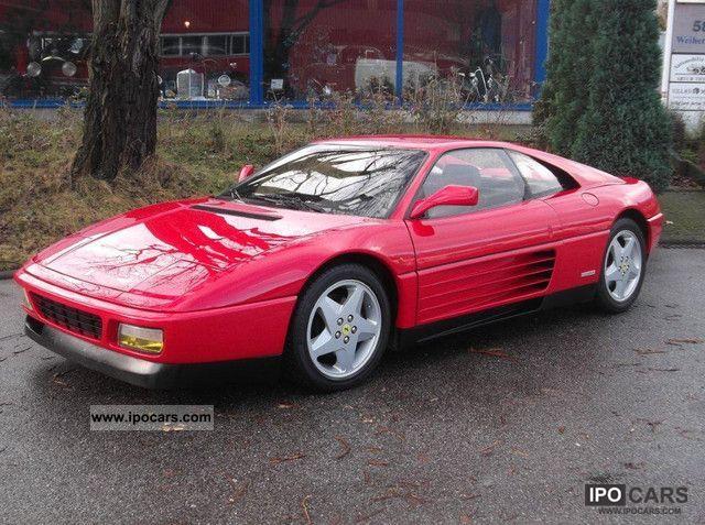 1990 Ferrari  348 Berlinetta, only 29000 km! Checkbook! Full! Sports car/Coupe Used vehicle photo