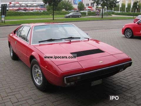 Ferrari  Dino 308 GT4 1975 Vintage, Classic and Old Cars photo