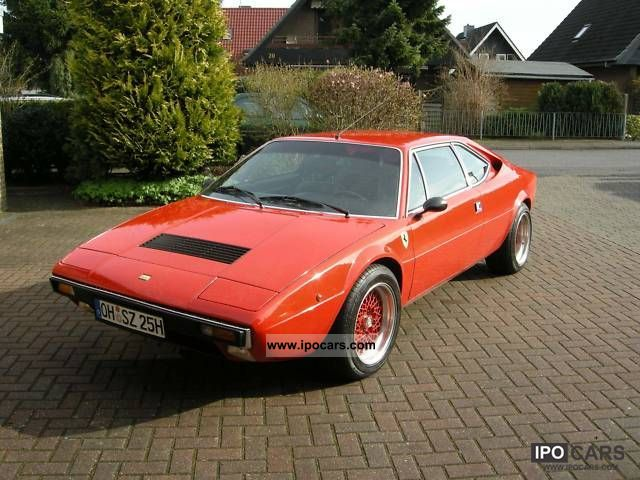 Ferrari  308 GT4 1976 Vintage, Classic and Old Cars photo