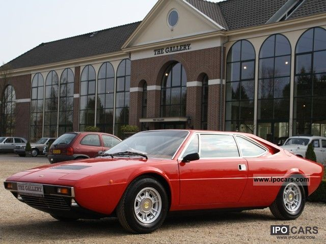Ferrari  308 GT4 1974 Vintage, Classic and Old Cars photo