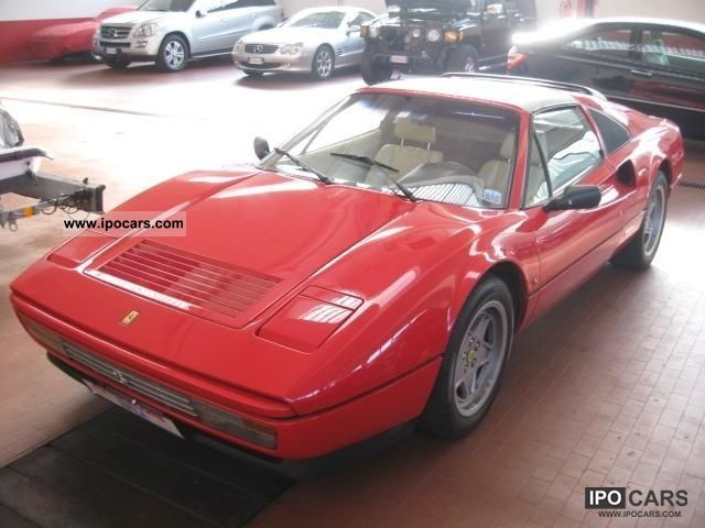 1986 Ferrari 328 GTS Cabrio / roadster Used vehicle photo