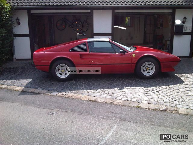 Ferrari  308 GTS 1978 Vintage, Classic and Old Cars photo