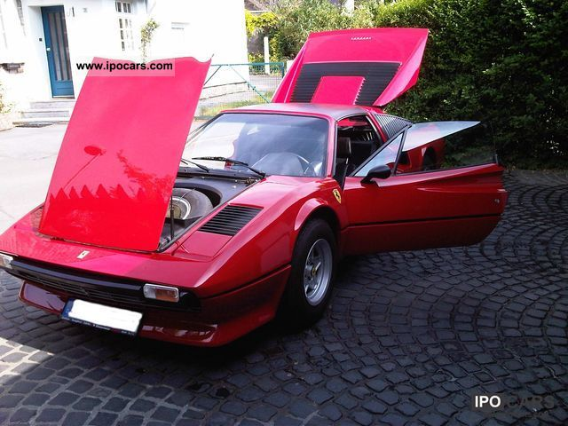 1978 Ferrari 308 GTS  Car Photo and Specs