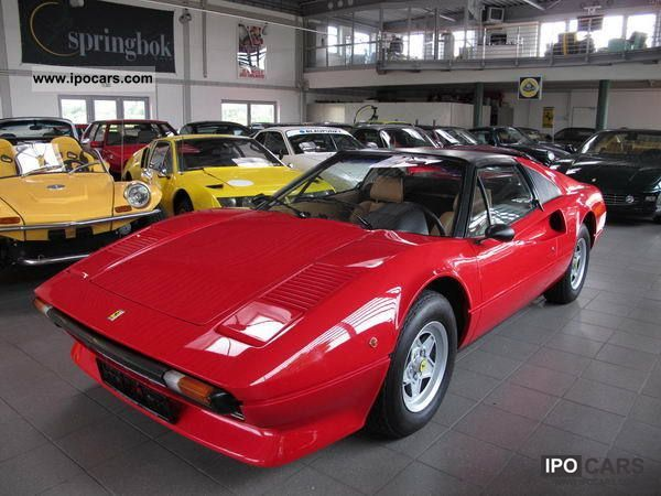 Ferrari  Carburettor 308 GTS 1979 Vintage, Classic and Old Cars photo