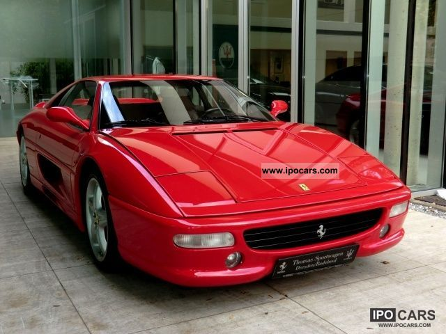 1996 Ferrari F355 Berlinetta Dresden Car Photo