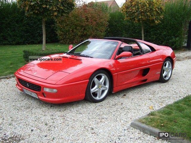 1998 Ferrari F 355 3 5i Gt Car Photo And Specs