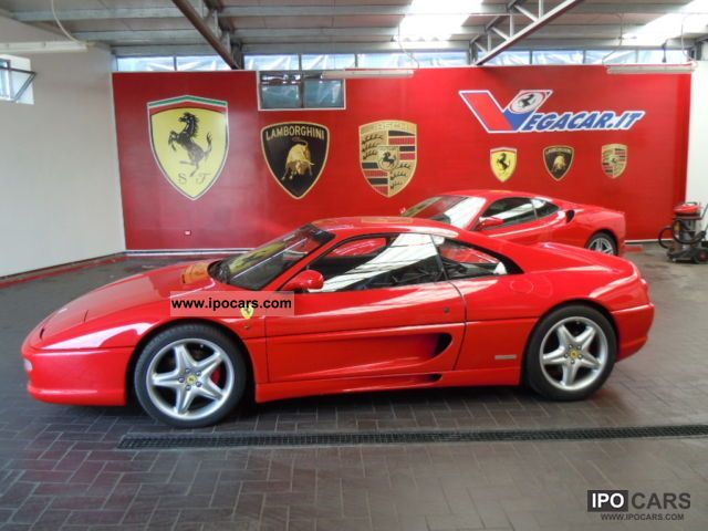 1997 Ferrari F355 Berlinetta Car Photo And Specs