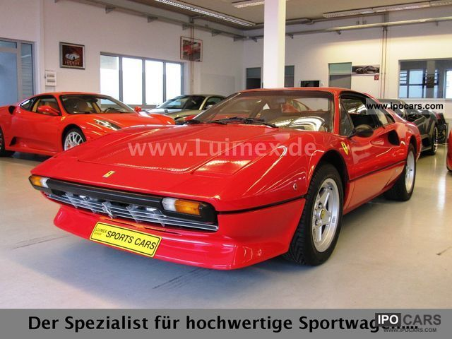 1981 Ferrari  308 GTB new service, maintained lovers .... Sports car/Coupe Used vehicle photo