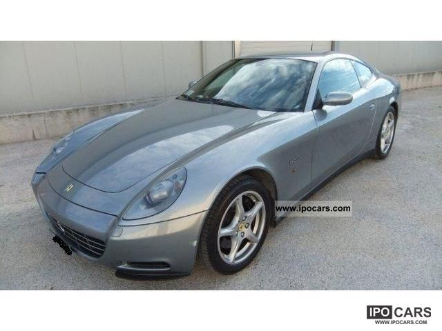 2004 Ferrari  612 Scaglietti F1 Sports car/Coupe Used vehicle photo