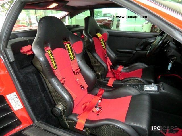 1998 Ferrari F355 Berlinetta F1 Sports Seats Dresden