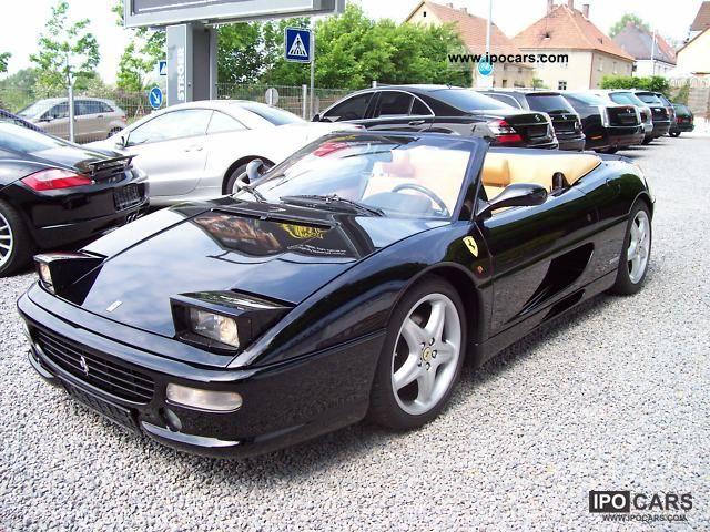 1998 Ferrari 355 Spider F1 ** opportunity ** for connoisseurs - Car