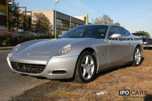 2005 Ferrari  612 Scaglietti F1 Sports car/Coupe Used vehicle photo