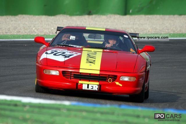 1998 Ferrari  355 Challenge / ex Roberto Ragazzi Sports car/Coupe Used vehicle photo