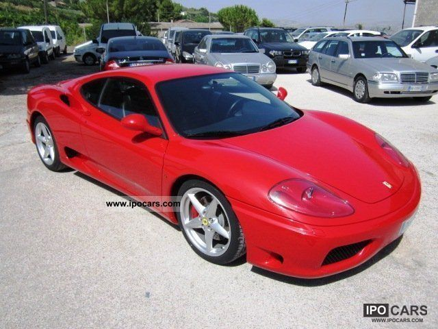 Image 2004 Ferrari 360 Modena Download