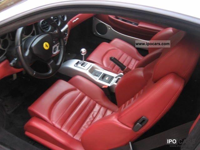 2004 Ferrari 360 Modena Car Photo And Specs