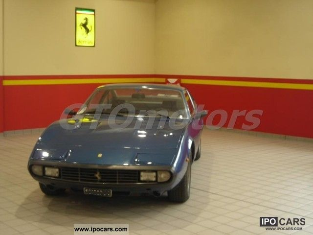 1972 Ferrari  365 GTC4 - Targhe originali Sports car/Coupe Classic Vehicle photo