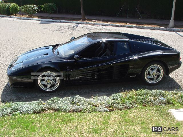 1994 Ferrari 512 M - Car Photo and Specs
