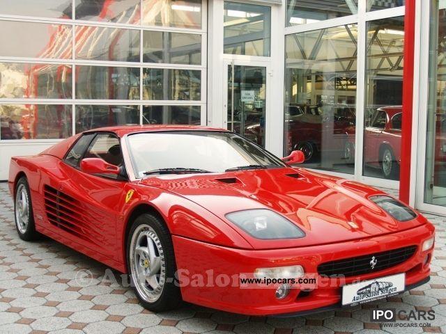 1996 Ferrari 512 M - Car Photo and Specs