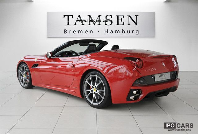 by make ferrari 2009 california 2009 ferrari california cabrio