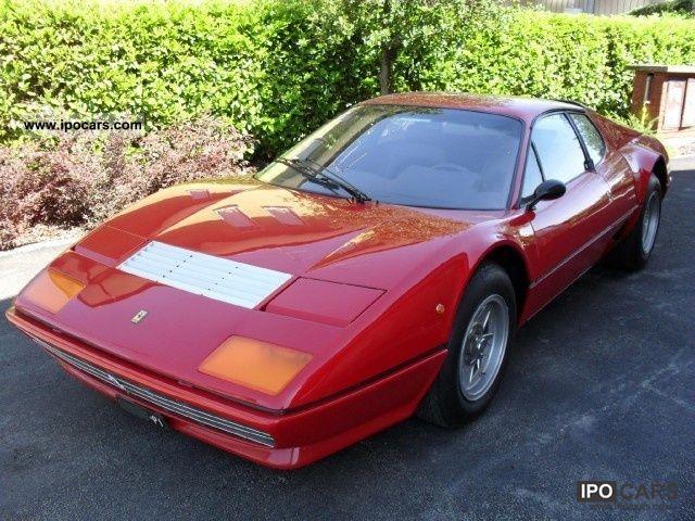 1981 Ferrari  512 BB Carburatori Sports car/Coupe Used vehicle photo