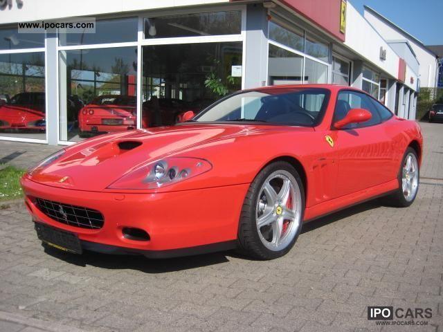 2004 Ferrari  575 Maranello F1 GTC - contractors Bayreuth Sports car/Coupe Used vehicle photo