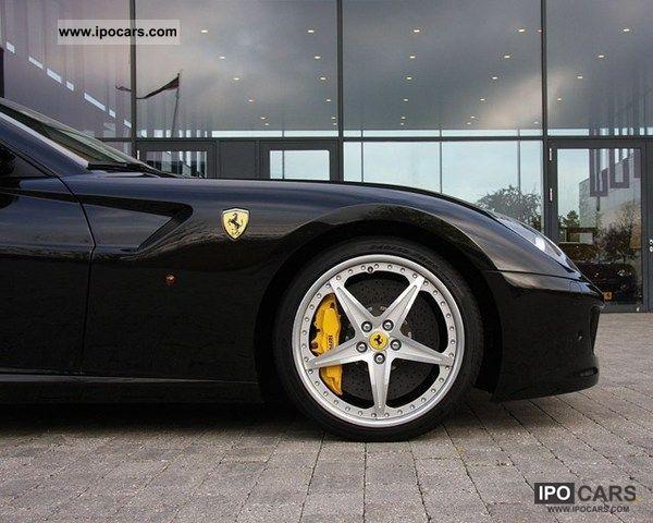 2008 Ferrari 599 HGTE Of Denmark *** ***