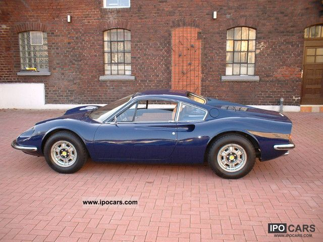 Ferrari  GT Dino 62000 km firsthand original state 1971 Vintage, Classic and Old Cars photo