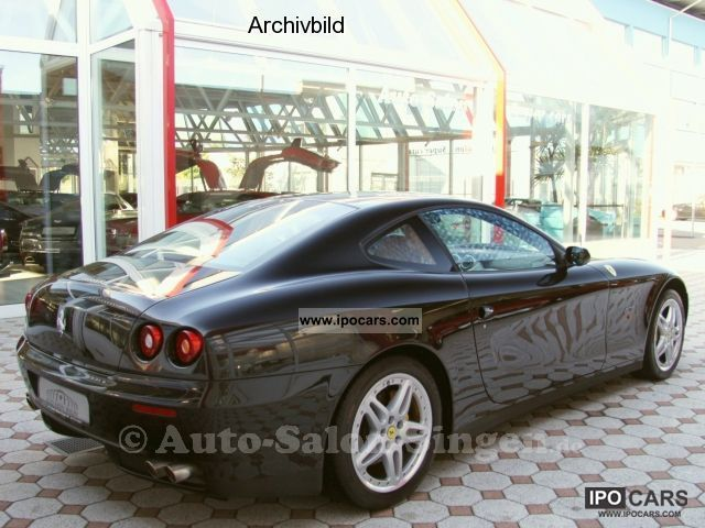 2010 ferrari 612 scaglietti sports car coupe used vehicle photo 1. Cars Review. Best American Auto & Cars Review