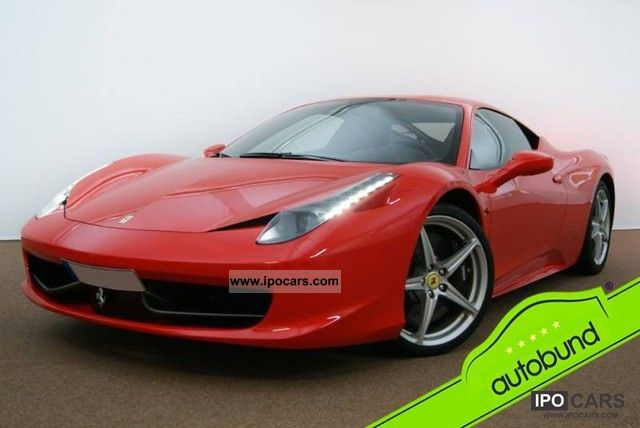 Ferrari  458 20-inch sport wheels + Racing 2011 Race Cars photo