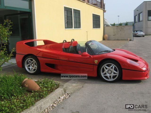 1999 ferrari f50