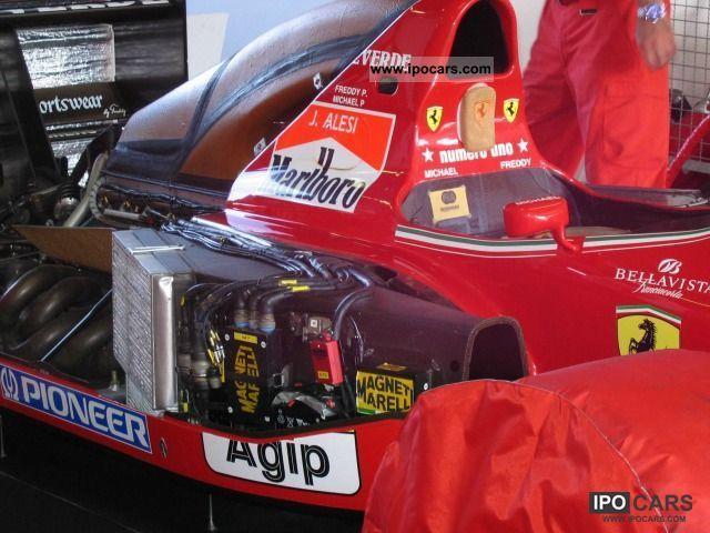 1992 Ferrari 644 Formula 1 Racing Car Car Photo And Specs