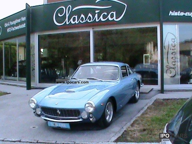 Ferrari  250 GTL Lusso 1964 Vintage, Classic and Old Cars photo
