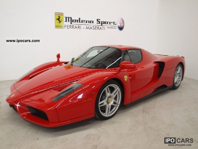 2005 Ferrari Enzo 60 Car Photo And Specs