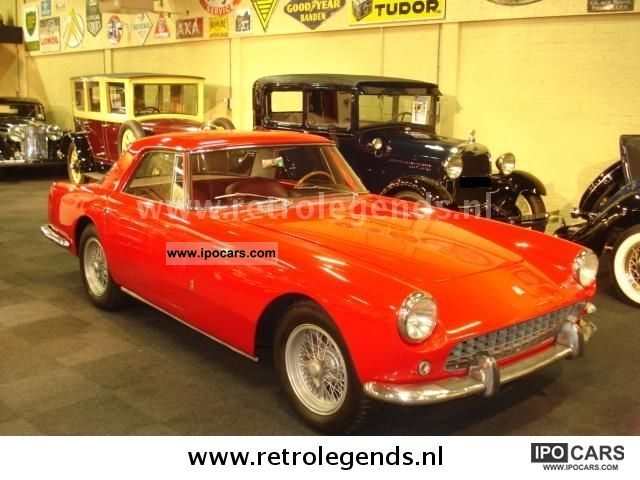 Ferrari  250 GT Pininfarina Coupe 1959 Vintage, Classic and Old Cars photo
