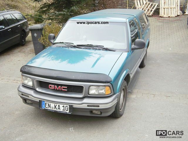 1995 GMC  Sonoma Off-road Vehicle/Pickup Truck Used vehicle photo