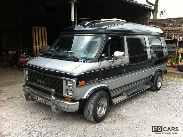 1990 GMC  Vandura Van / Minibus Used vehicle photo