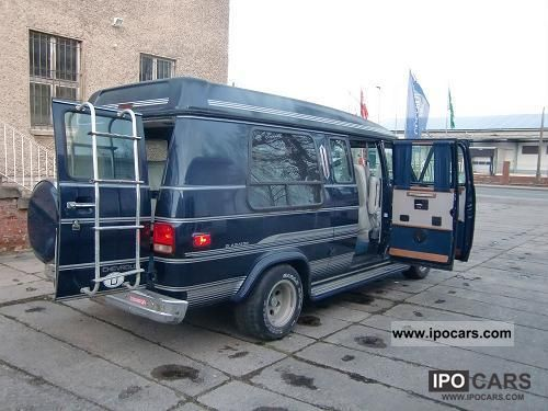 1994 GMC  Chevy Van G20 (Gladiator) Van / Minibus Used vehicle photo