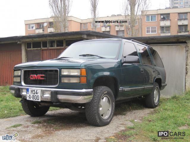 1996 GMC  Yukon Off-road Vehicle/Pickup Truck Used vehicle photo