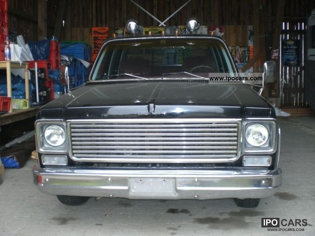 1979 GMC  Crew Cab Dually Off-road Vehicle/Pickup Truck Used vehicle photo