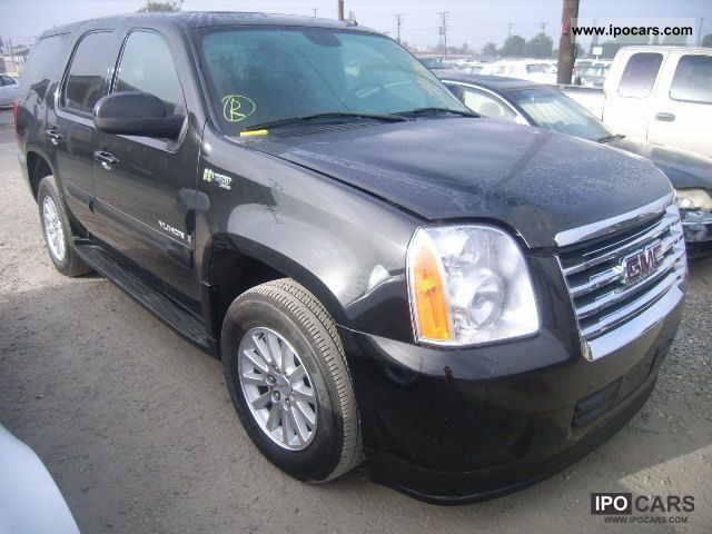 GMC  YUKON 2008 Hybrid Cars photo