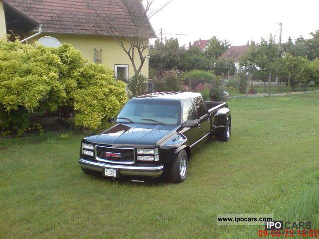 1999 GMC  3500 Off-road Vehicle/Pickup Truck Used vehicle photo