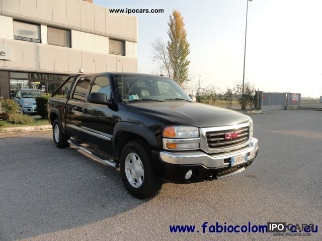 GMC  Sierra wortek 2004 Compressed Natural Gas Cars (CNG, methane, CH4) photo