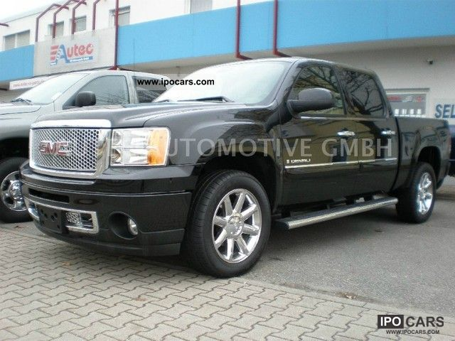 2010 gmc super deluxe denali awd flexfuel pick up navi car photo and specs. Black Bedroom Furniture Sets. Home Design Ideas