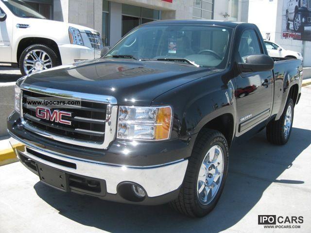 2012 GMC  Sierra 5.3 L, SingleCab, 2012 T1, BRHV: $ 35,900 Off-road Vehicle/Pickup Truck Used vehicle photo